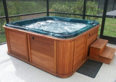 outdoor spas gold coast